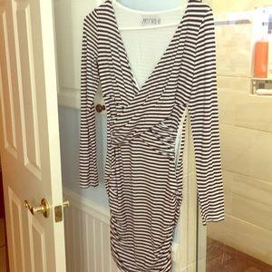 Xenia Boutique medium striped dress